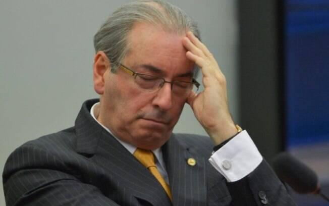 O ex-deputado Eduardo Cunha cumpre pena de prisão desde 2016