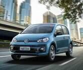 Já andamos na versão renovada da VW Up! 2018 com motor turbo