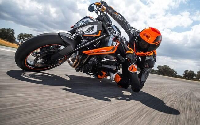 Os atributos das novas KTM 490 vão girar em torno da esportividade. Seja no asfalto, seja no off-road, dependendo da variante