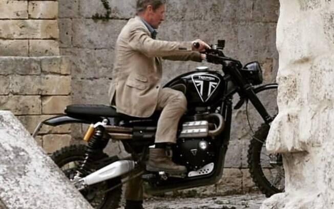 Até James Bond, o 007, testou a novidade, que aparecerá no novo filme Sem Tempo Para Morrer