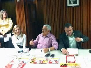 Em 2014 deixou o PMDB, ingressou no PSB e foi escolhido candidato do partido