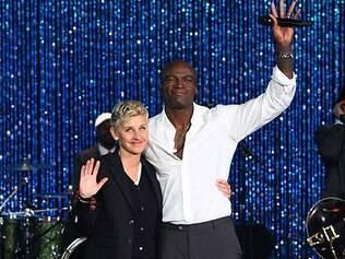 Seal no programa de Ellen DeGeneres