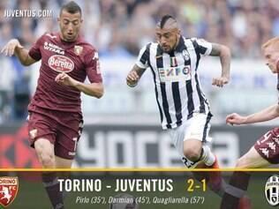 Torino quebra tabu e joga balde de água fria nos planos de título antecipado da 'Velha Senhora'
