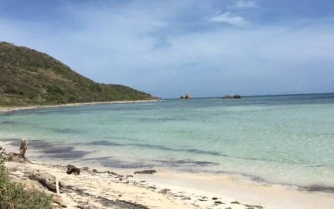 A Praia Buen Hombre fica em uma vila de pescadores e é mais uma atração na República Dominicana, mas é indicada para nadadores experientes