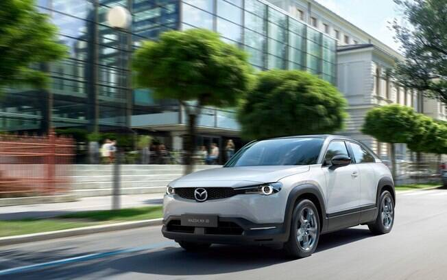 Mazda MX-30EV é o carro totalmente elétrico da marca japonesa que será vendido no mercado oriental e europeu em 2020