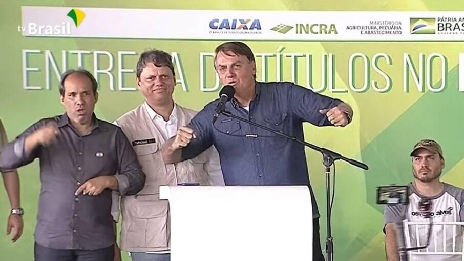 Bolsonaro no Maranhão