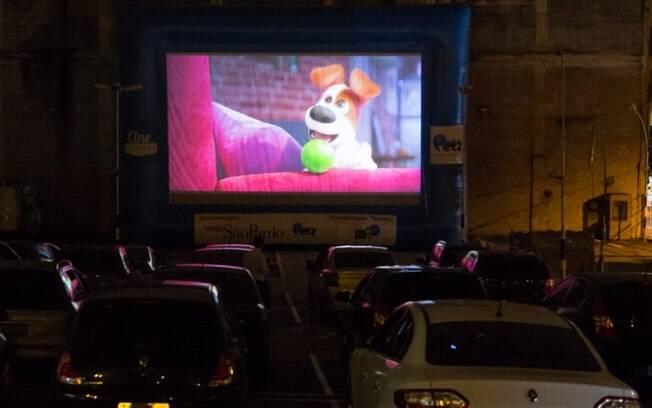 Campinas terá sessões gratuitas de cinema drive-in
