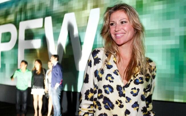 Ellen Jabour no SPFW nessa quarta-feira (30)