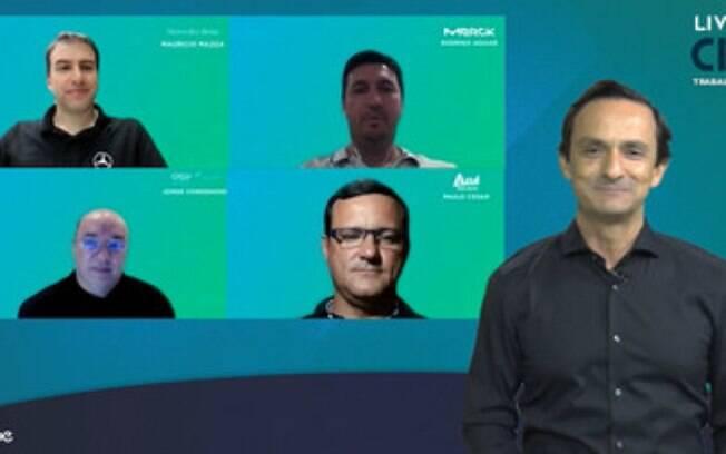 Live50CIOs da Netglobe aborda os novos modelos de trabalho com gestores de grandes empresas