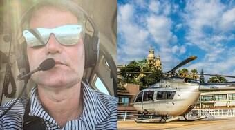Márcio Poncio compra helicóptero, mas estaria devendo mais de R$ 400 mi
