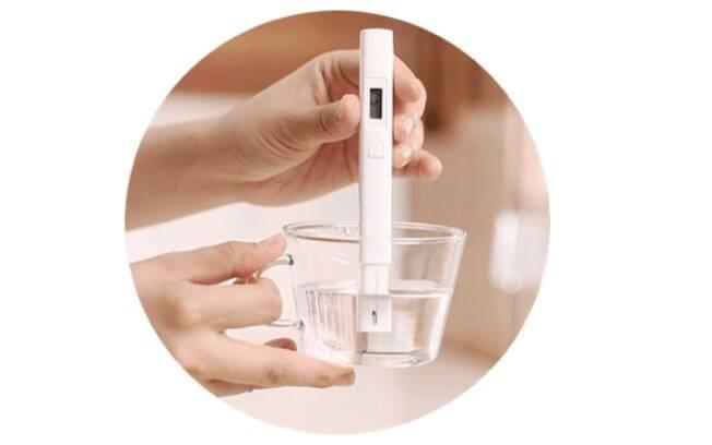 Medidor TDS da Qualidade da Água Xiaomi - Branco; por R$59.90 em até 12x de R$4,99 sem juros.