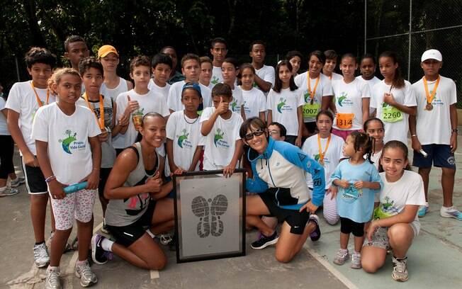 Entre as crianças do Capão Redondo: lições de cidadania