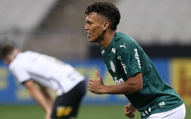 Gol do Palmeiras