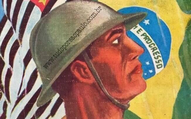 7 de setembro testemunhou dois Exércitos adversários de um mesmo Brasil, de uma mesma gente
