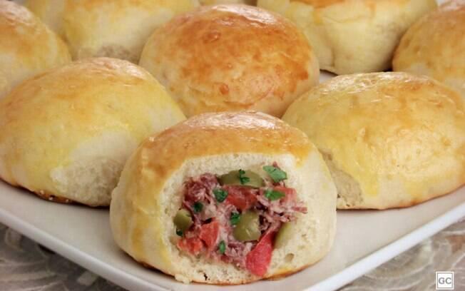 Receitas práticas de pão de batata para provar e aprovar