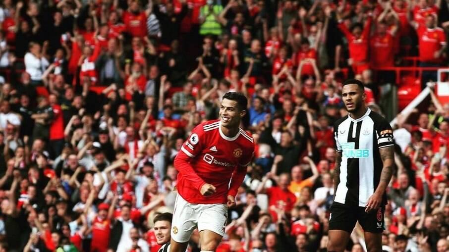 Manchester United goleou o Newcastle pela Premier League