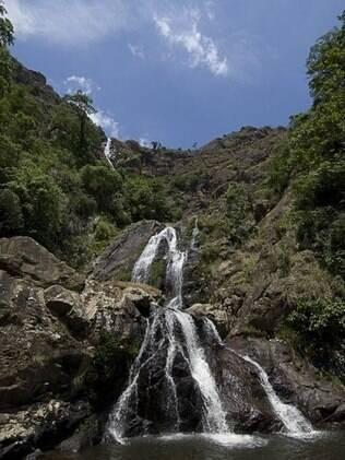 A Casca d'Anta é a maior queda do Rio São Francisco
