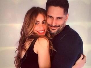 A atriz colombiana Sofía Vergara encerrará o ano de 2014 como uma mulher comprometida