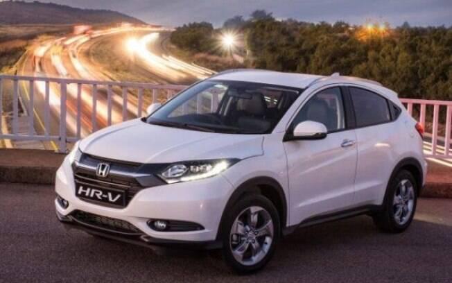 A Honda deve mexer pouco no design do HR-V , apenas o suficiente para deixá-lo alinhado ao Fit renovado