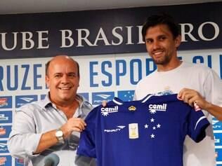 Um dos líderes mais ativos do movimento, zagueiro coloca assuntos relacionados ao Cruzeiro em primeiro plano