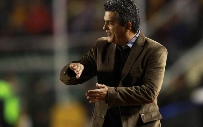 Ney Franco comanda o São Paulo diante do The  Strongest na Libertadores