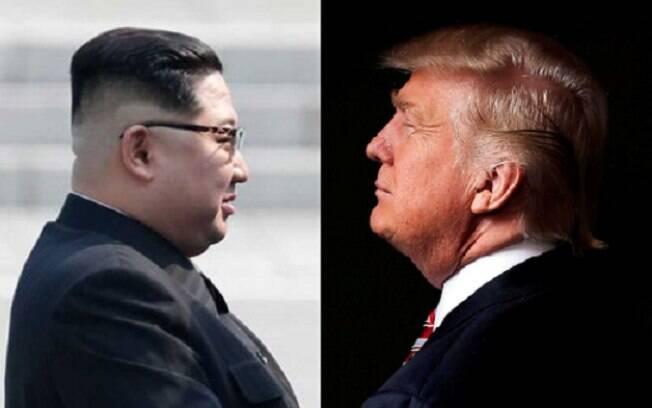 Donald Trump e o líder da Coreia do Norte, Kim Jong-un, se encontrarão no dia 12 de junho, em Cingapura