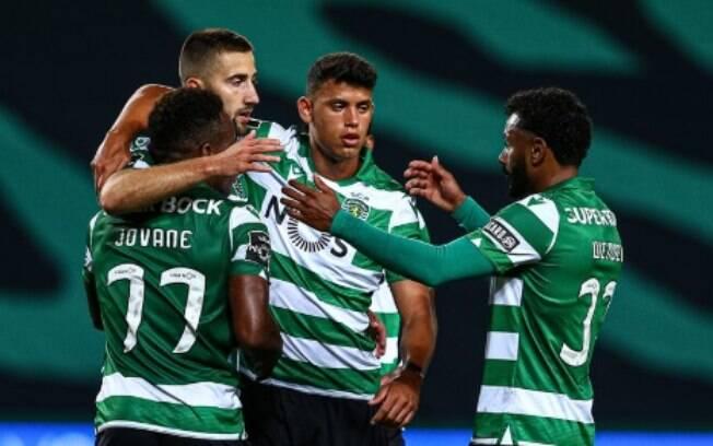 Sporting derrota Tondela por 2 a 0