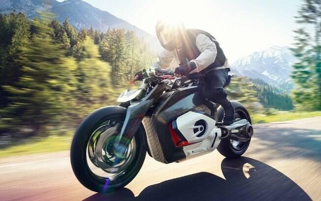 Precursora das motos BMW do futuro, com plano de eletrificação e chegada de novos equipamentos