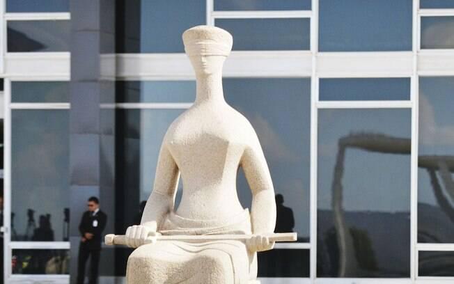 Supremo Tribunal Federal recebeu nota do Planalto com cautela