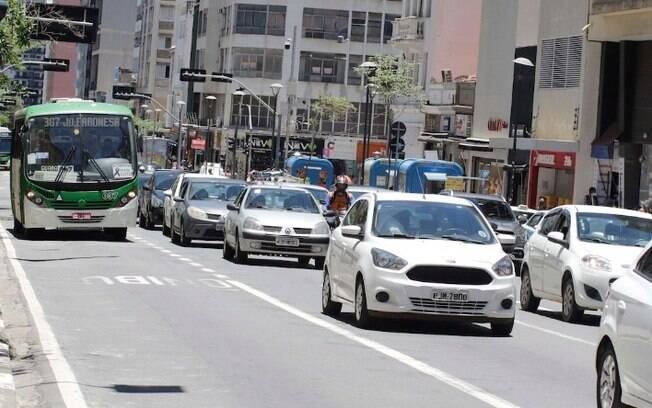 Emdec estuda ampliar faixas exclusivas para ônibus em Campinas