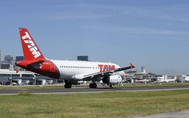 Aeronaves menores continuarão a utilizar a pista auxiliar do Aeroporto Santos Dumont, no Rio de Janeiro