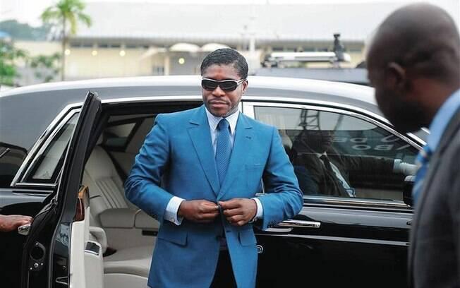 Filho do ditador africano, o vice-presidente de Guiné Equatorial foi interrogado pela PF no aeroporto de Viracopos