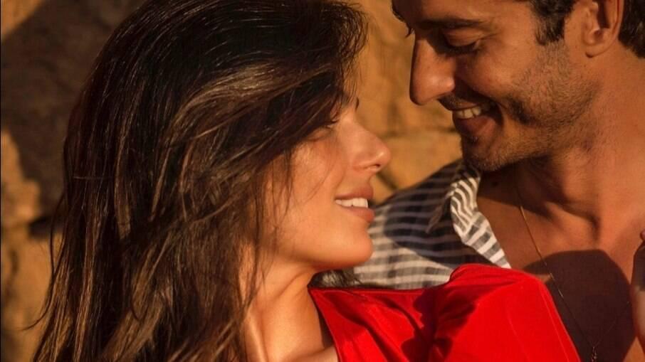 Isis Valverde completou 34 anos e ganhou declaração do marido