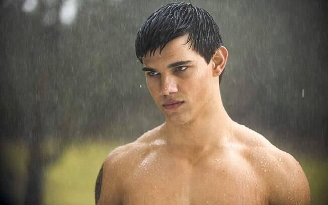 Taylor Lautner em