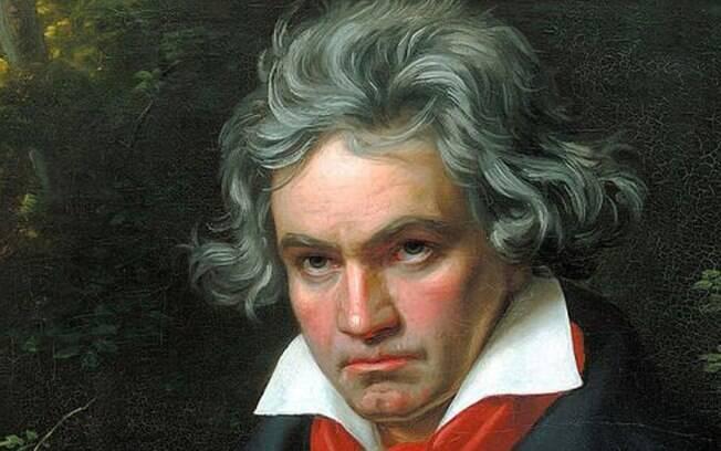 Beethoven é o compositor da famosa