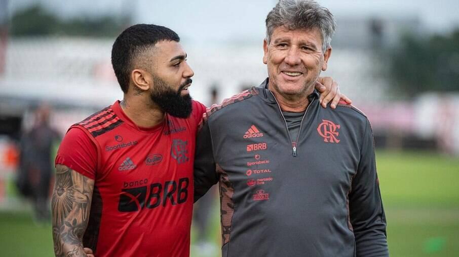 Flamengo visita o Bahia pelo Brasileirão