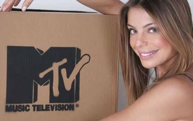 Daniella Cicarelli volta à sua emissora original, a MTV, onde atuou entre 2002 e 2007