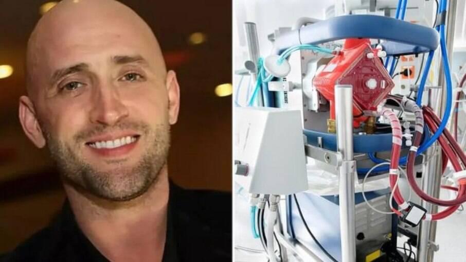 Paulo Gustavo precisou ser submetido a uma terapia chamada  ECMO (Oxigenação por Membrana Extracorpórea)