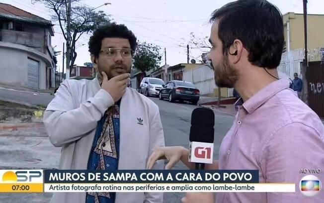 Entrevistado do