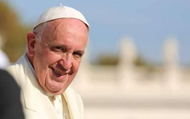 Durante a missa, Papa Francisco também ressaltou a importância da internet para compartilhar valores entre as pessoas