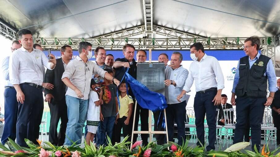 Entrega foi realizada na tarde desta quarta-feira (18) em Manaus