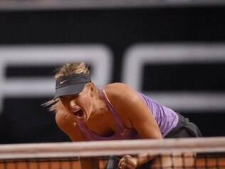 Vice-campeã no ano passado, em derrota para a norte-americana Serena Williams, Sharapova se saiu melhor neste ano