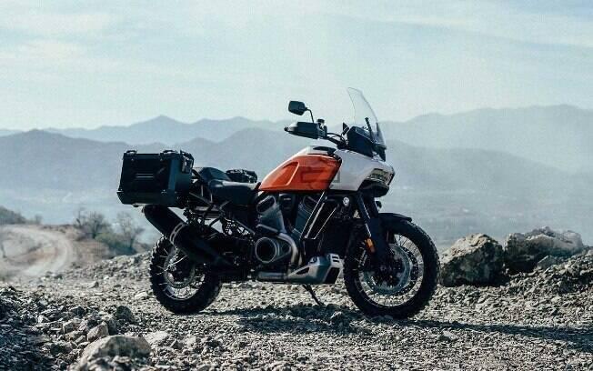 Harley-Davidson Pan America: Estima-se que terá preço de algo em torno dos R$ 100 mil, que é a faixa do segmento