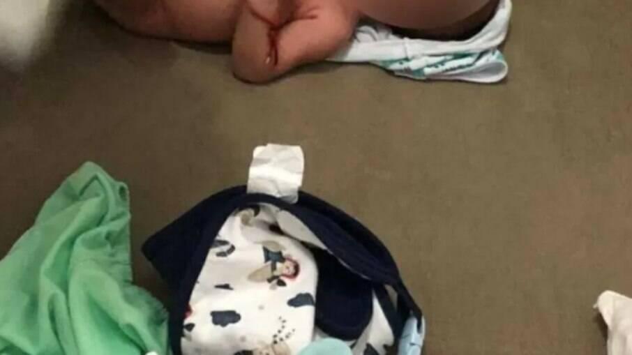 Bebê encontrado no Mato Grosso seria vendido na Bolívia