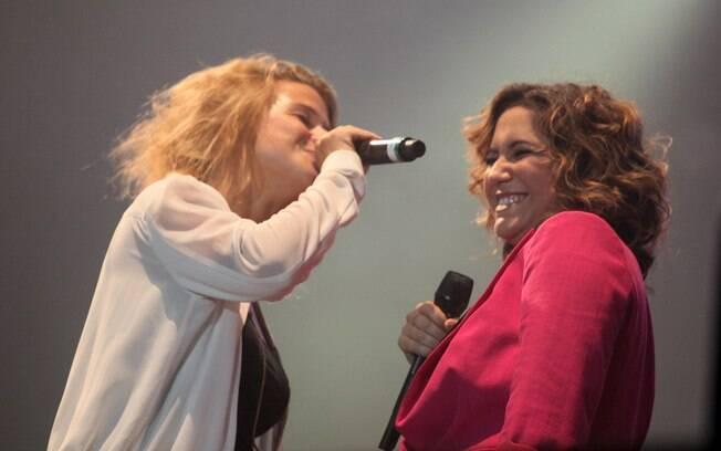Foto  Vivian Fernandez. Show de Maria Rita e Selah Sue no Rock in Rio 2013 589ab3dde91
