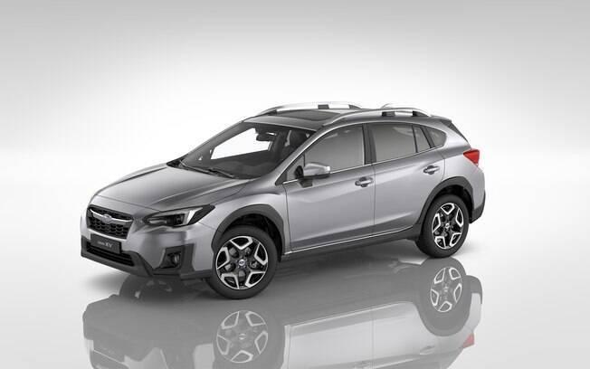 Novo Subaru XV: SUV com com bom desempenho, devido ao motor boxer e à tração AWD. Mas Jeep Compass lidera