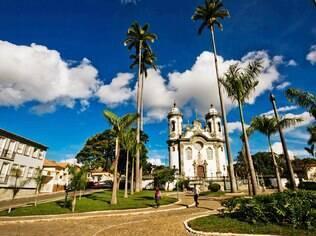 Igreja de São Francisco, em São João Del Rei