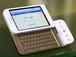 HTC G1, o primeiro smartphone com Android