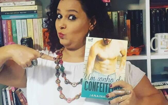 Janaína Rico, da Rico Editora