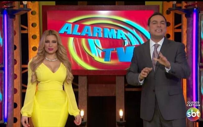 Alarma TV